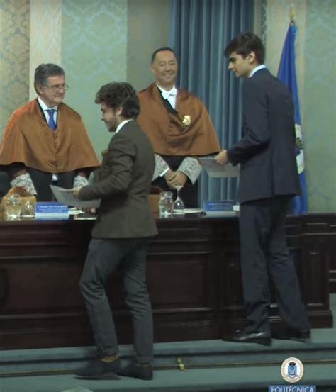 Mario Lino, Excelencia de la UPM | Colegio Mayor ...