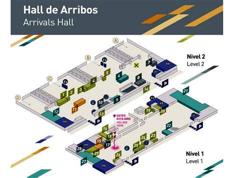 MARISCAL SUCRE AIRPORT QUITO, ECUADOR, ARRIVALS ...