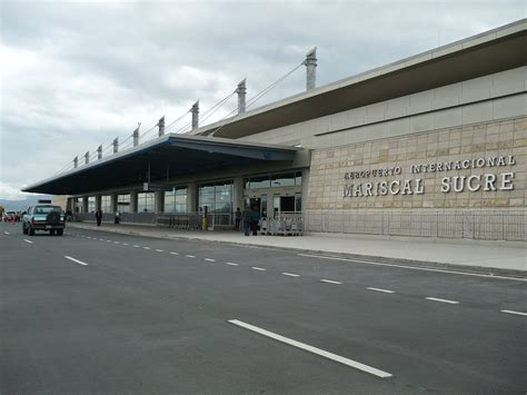Mariscal Sucre International Airport   Wikipedia