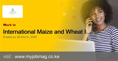 Market Researcher / Product Manager at International Maize ...