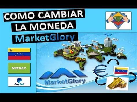 MarketGlory Como Cambiar Moneda Local a Euros  3  Derrota ...