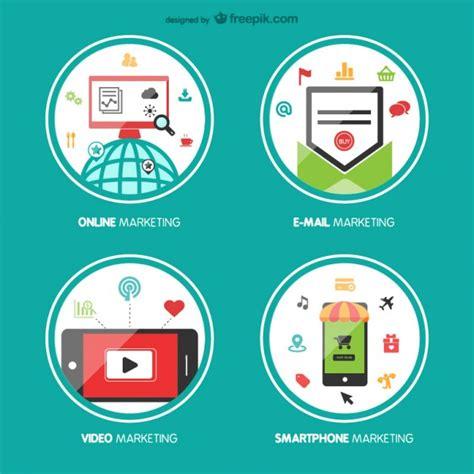 Marketing online | Descargar Vectores gratis