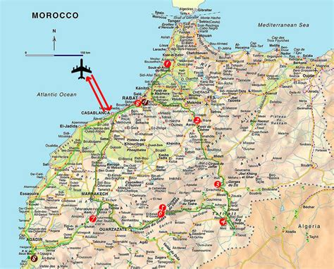 Marruecos 2010