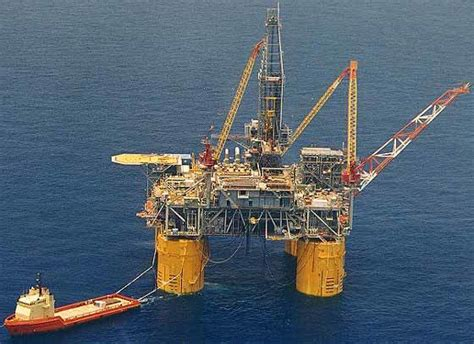 Mars Oil and Gas Field Project, Gulf of Mexico   Offshore ...