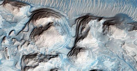 Marte no es todo rojo, nuevas imágenes de la NASA lo ...