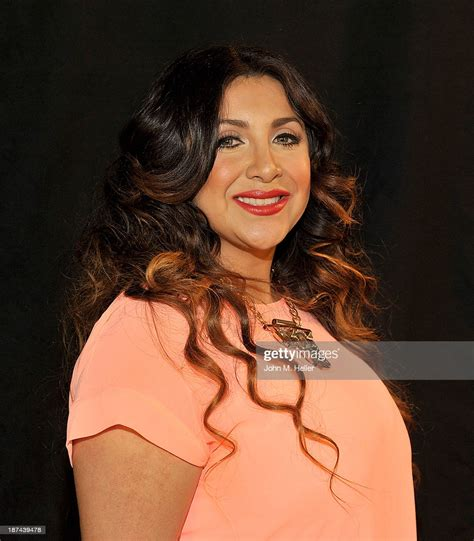 Martha Lopez Vargas poses at the Getty Images offices on ...
