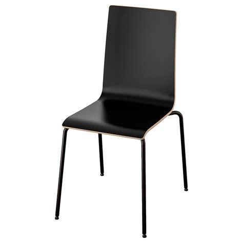 MARTIN Chair   black, black   IKEA