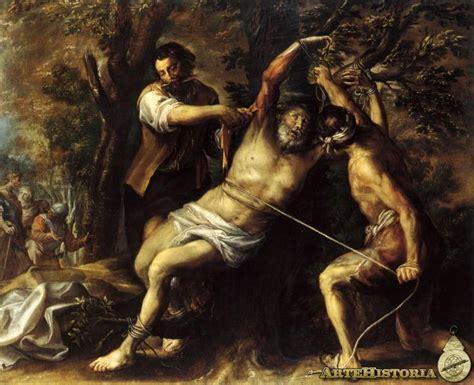 Martirio de San Bartolomé | artehistoria.com
