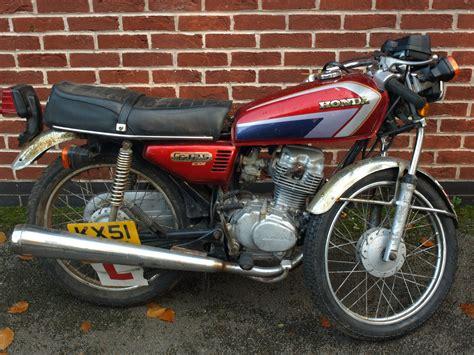 Martyns Motorcycles : Honda CG125