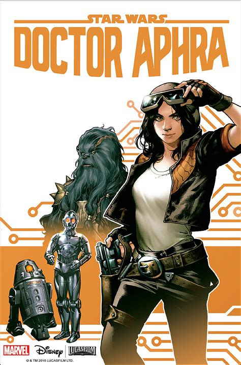Marvel Announces  Star Wars: Doctor Aphra  Series