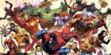 Marvel Comics Announces a Line Wide Overhaul in 2018   CBR