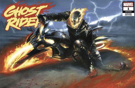 Marvel Comics Universe & Ghost Rider #1 Spoilers: The New ...