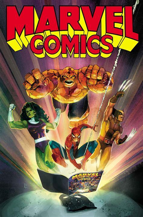 Marvel Comics Universe & September 2019 Solicitations: Who ...