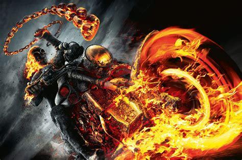Marvel : Il n y aura finalement pas de série Ghost Rider ...