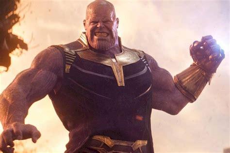Marvel: revelan la verdadera apariencia de Thanos para las ...