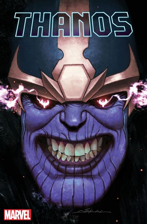 Marvel's Thanos Seeks the Phoenix Force in New Ongoing ...