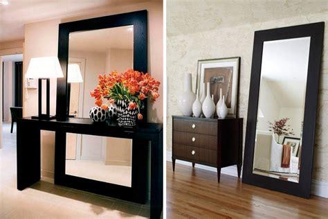 Marzua: Cómo decorar con espejos apoyados en el suelo