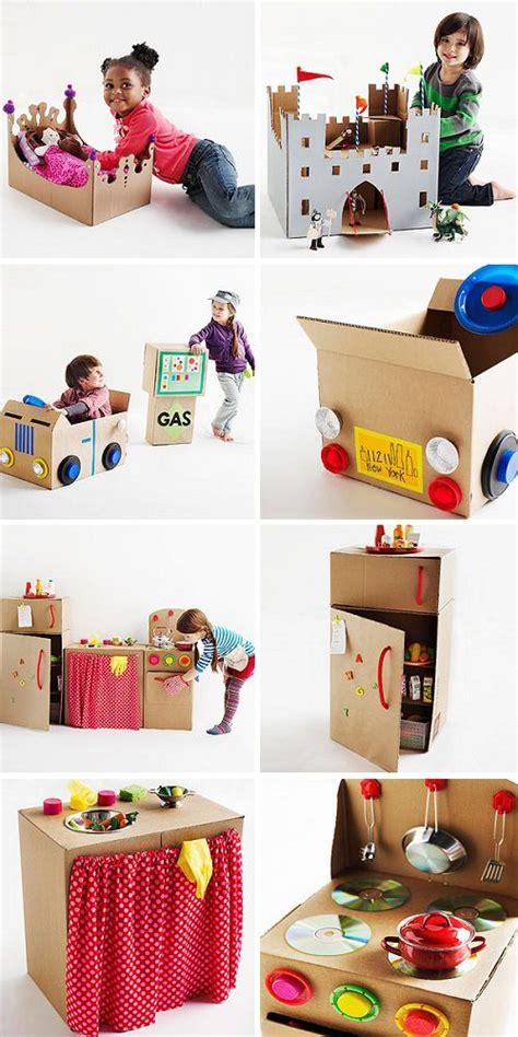 Más de 100 Ideas fabulosas de manualidades con cajas de ...