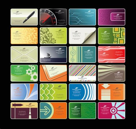 Más de 100 Plantillas Gratis para diseño de Tarjetas de ...