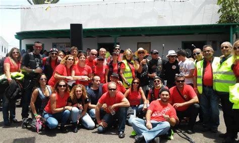 Más de 200 moteros en la III Ruta Motera de Cruz Roja en ...