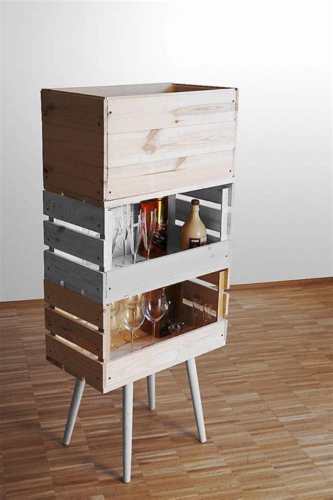 Mas de 30 ideas para decorar con cajas de maderas recicl ...