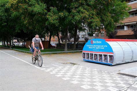 Más de 36.000 usos del Bicibox y más de 7.000 del E ...