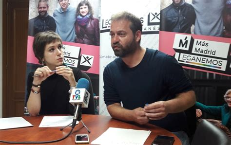 Más Madrid Leganemos propone poner en marcha de forma ...