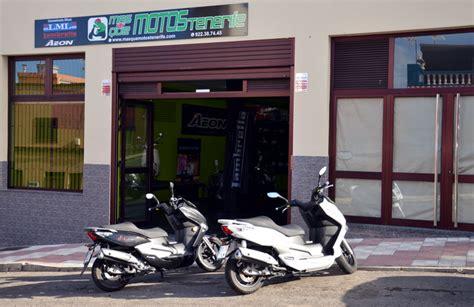 Más Que Motos Tenerife estrena instalaciones ...