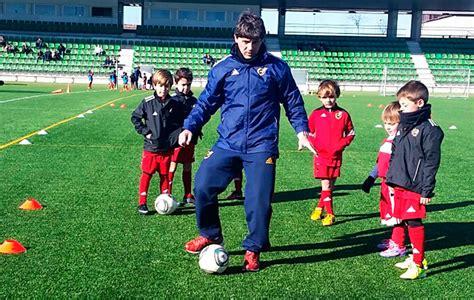 Más y mejor fútbol con el Curso de Tecnificación de la ...