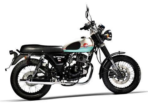 Mash 125 Seventy Five 2013   Fiche moto   MOTOPLANETE