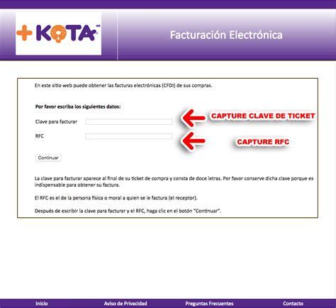 MASKOTA | Facturación Electrónica