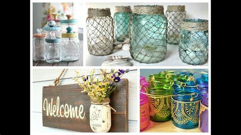 Mason Jar Crafts Inspiration   DIY Room Decoration Ideas ...