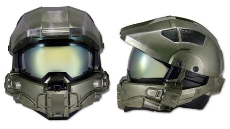 Master Chief Motorcycle Helmet Available From July   IGN
