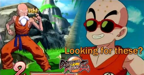 Master Roshi loses his sunglasses after sustaining enough ...