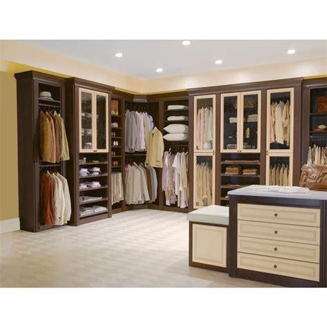 Master Suite Closet | Interiores de armarios, Interior ...