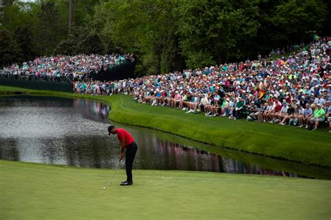 Masters 2019: Tiger Woods  historic final round in ...
