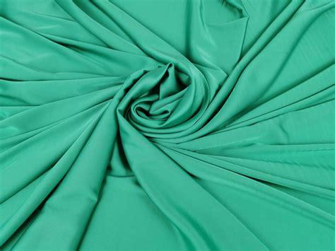 Matasica Noblesse verde pastel, material textil cu elastan ...