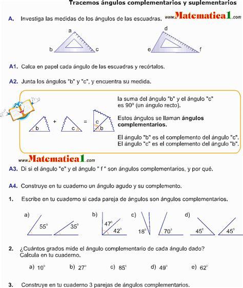 matematica1.com los angulos ejemplos resueltos de ...