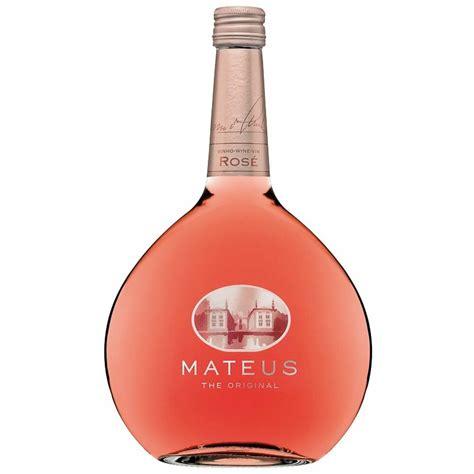 Mateus Rosé 11% 1 L   Vinreolen