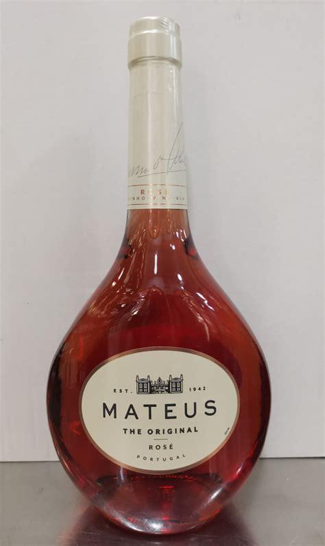 Mateus Rose, Otros, Vinos blancos y rosados,   Bodega ...