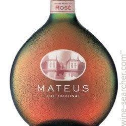 Mateus The Original Rose, Portugal: prices