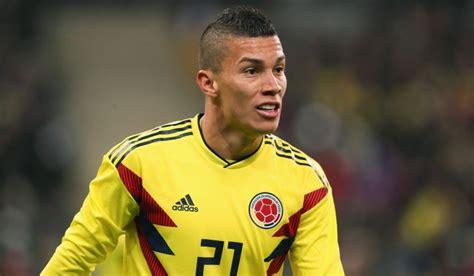 Mateus Uribe Selección Colombia Mundial de Rusia 2018 ...
