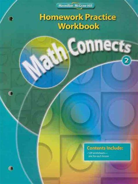 Math Connects Grade 2 : Homework Practice Workbook ...