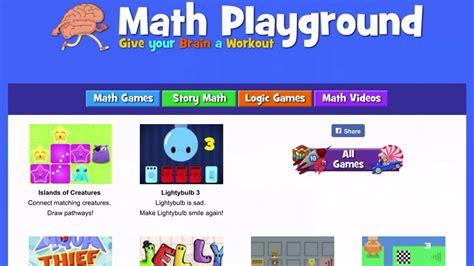 Math playground fun   YouTube