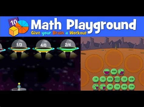 Math Playground Games Overview   YouTube