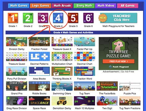 Math Playground Games Review   Student Tutor Education Blog