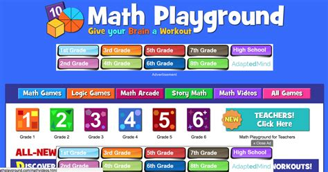 Math Playground Review for Teachers | Common Sense Education