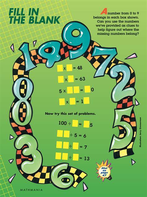 Math Puzzles for Kids   Math Books for Kids | Mathmania