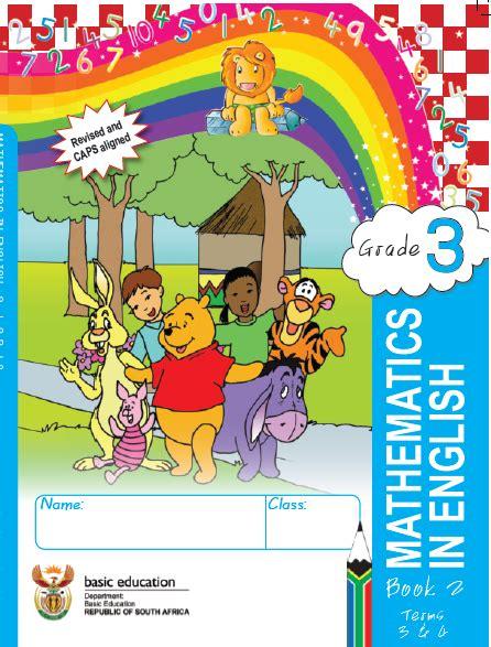 Mathematics Grade 3 English Book 2 Term 3 & 4 | WCED ePortal