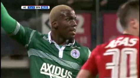 Mathias Pogba Scores for Sparta Against AZ   YouTube